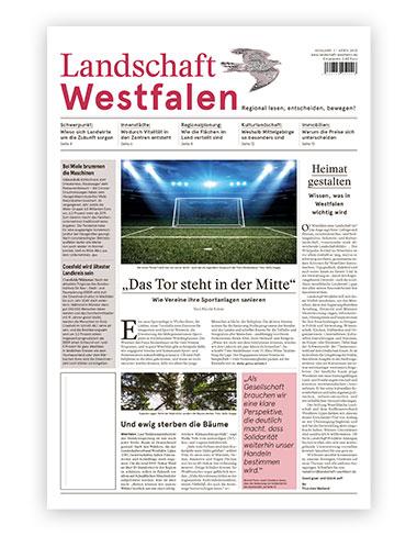 Landschaft Westfalen E-Paper 01